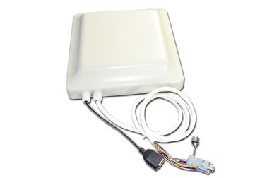 China ISO 18000 - 6C Midrange RFID Integrated Reader , Low Power RFID Reader supplier