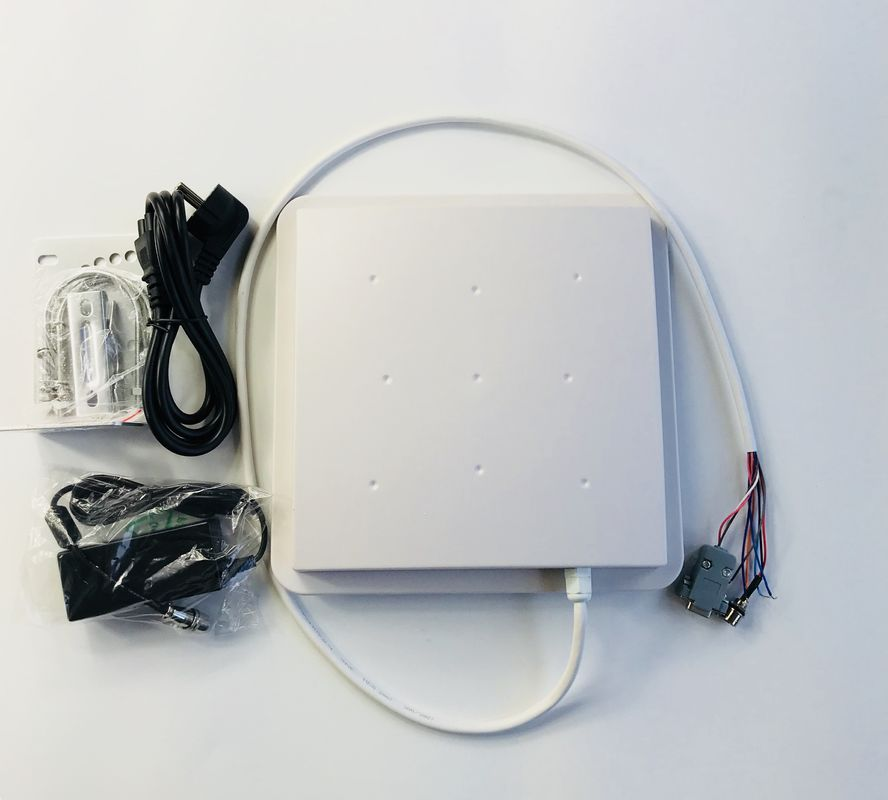 865-868MHz EU Standard Integrated 1-6m UHF RFID Reader for outdoor