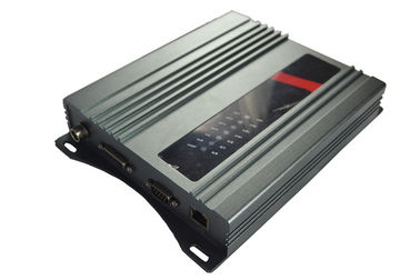 China Grey Speedway RFID Reader , RFID Reader System With 4 TNC Port distributor