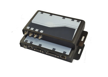 China Long Range UHF RFID Reader , RFID Tablet Reader For Asset Tracking distributor