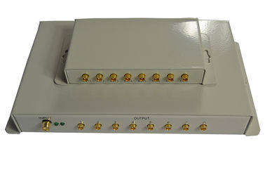 China Entrance Control System UHF RFID Antenna Multiplexer Low Insertion Loss distributor