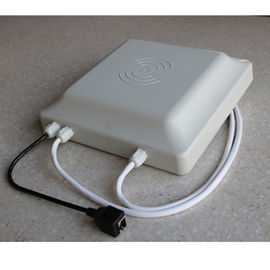 China Middle Distance Scanner UHF RFID Card Reader for Library Security distributor