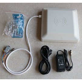 China ISO18000-6C 902-928MHz UHF System Integrated RFID Tag Reader RS232 distributor