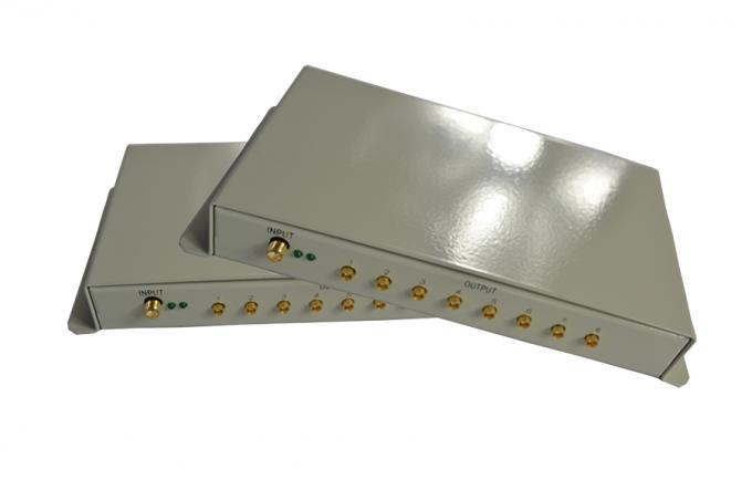 Reliability RFID Antenna Multiplexer For Smart Shelf Low Insertion Loss