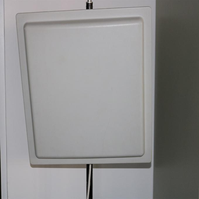 860Mhz-960Mhz UHF RFID Integrated Reader Antenna Passive RS232 Auto Runnning