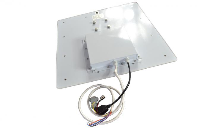 Intelligent Security UHF RFID Integrated Reader For Car Parking Lot System