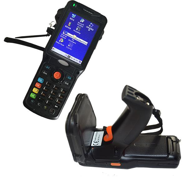 ISO18000-6C WIFI 1D 2D handheld uhf mobile android rfid reader with